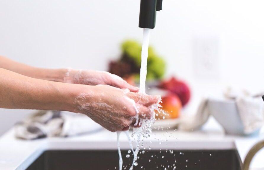 goede hygiëne in de keuken